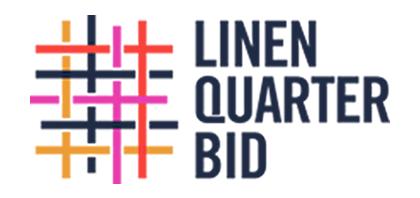 Linen Quarter BID logo
